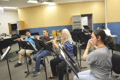 Community invited to play in WC Flute Choir