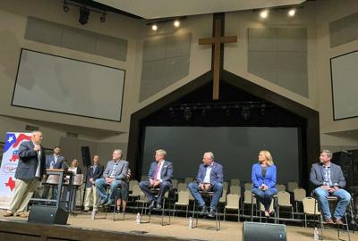 Senate District 30 candidates address top issues facing Texas