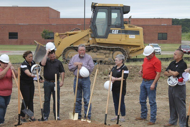 IN HIS HONOR: New David Hardy ag facility breaks ground