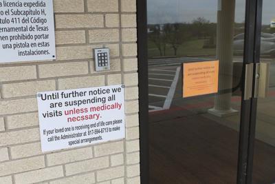Senior living facilities still facing challenges in isolation