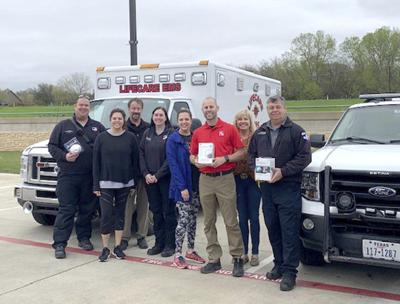 Businesses donate N95 masks to first responders
