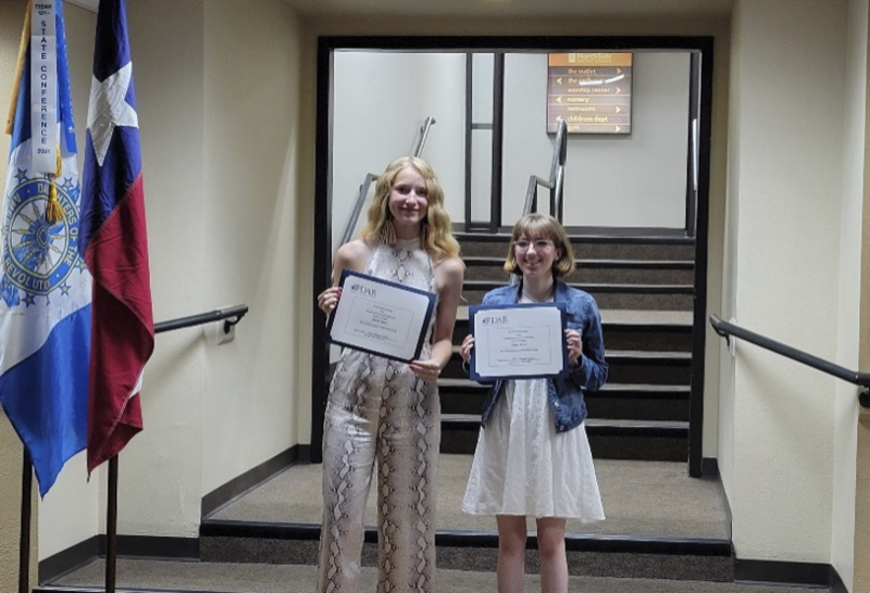 DAR hosts Good Citizen Awards & Scholarship reception