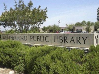 Weatherford to create library funding task force