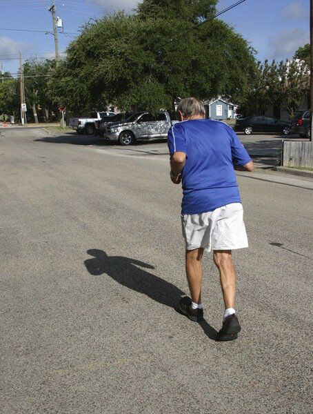 Fleet Feet Feat: A Weatherford man's record time in the 100-yard dash remains intact almost 70 years later.