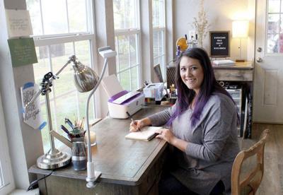 Former WISD teacher keeps cursive alive through calligraphy