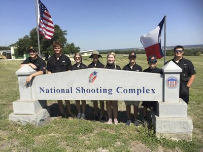 Aledo Clay Busters finish well at state competition