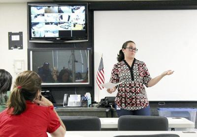 Officials discuss county HazMAP details