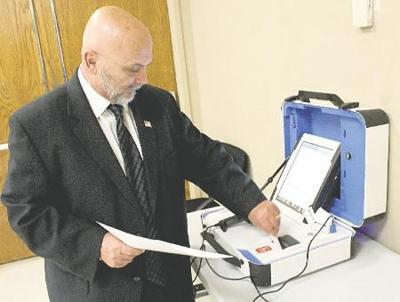 Voting machines