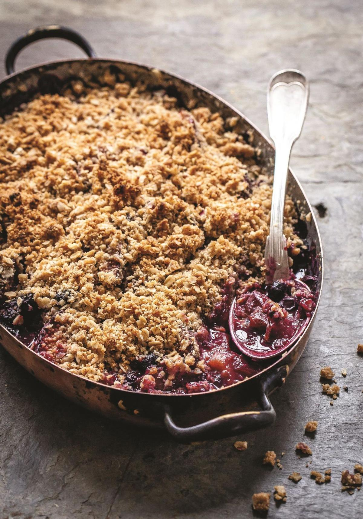 In sweet or savory dishes, or just as a snack, blueberries