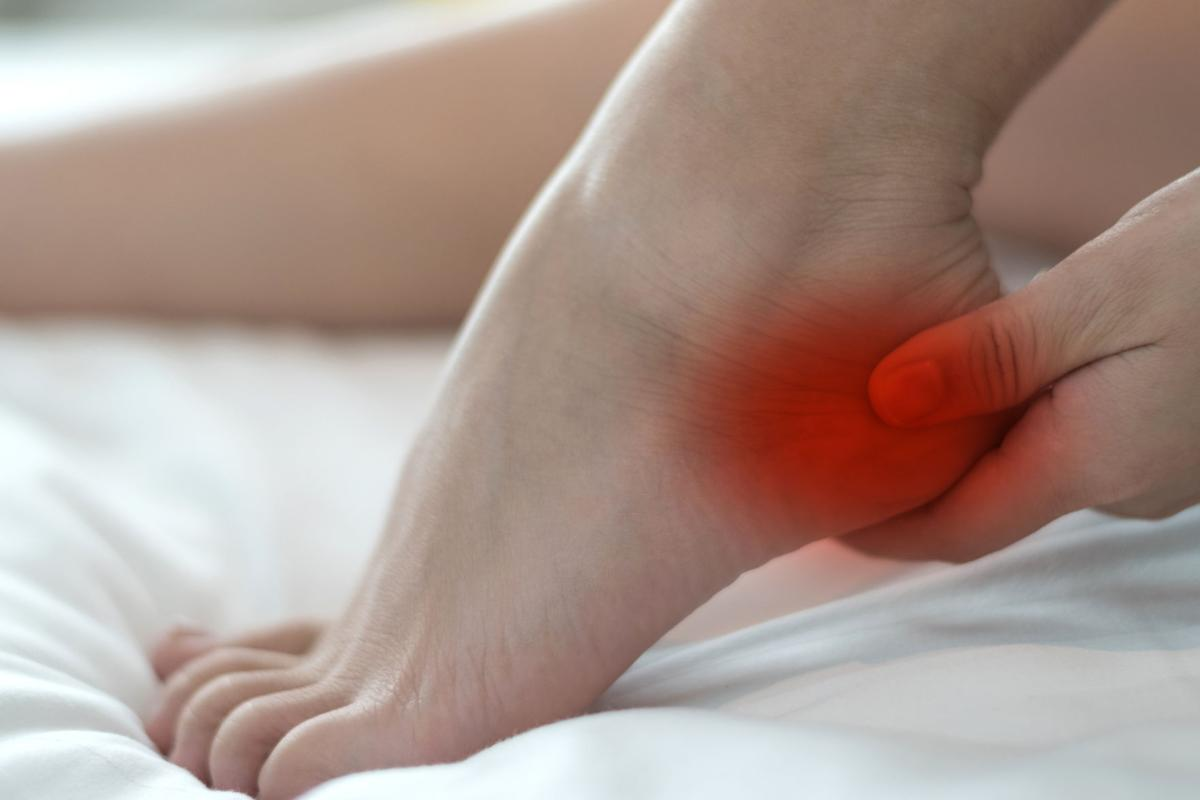 Peripheral neuropathy is very common in patients with diabetes mellitus, both Type 1 and Type 2.