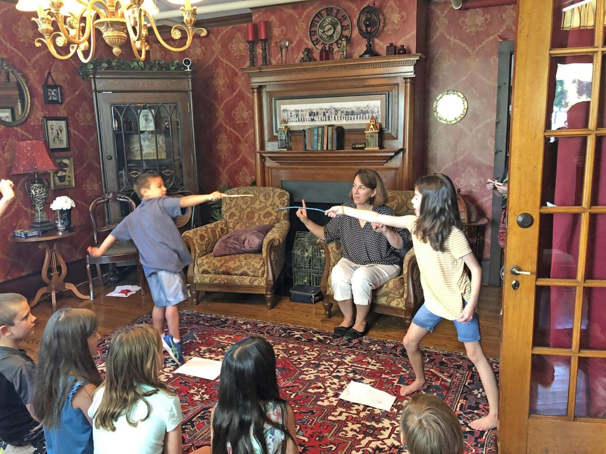 Storyteller's Cottage offers downloadable classes