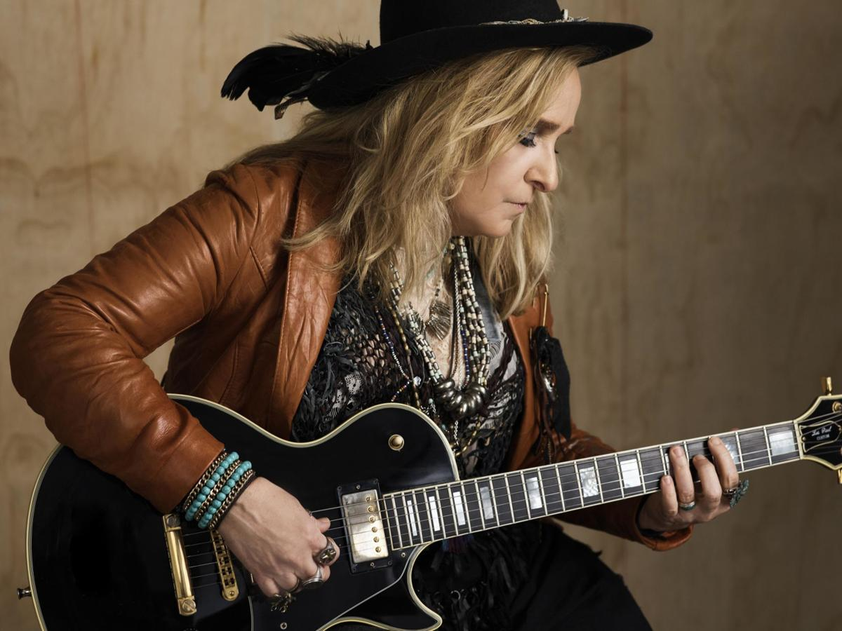 Melissa Etheridge performing daily on Facebook Live, 'until this is over'