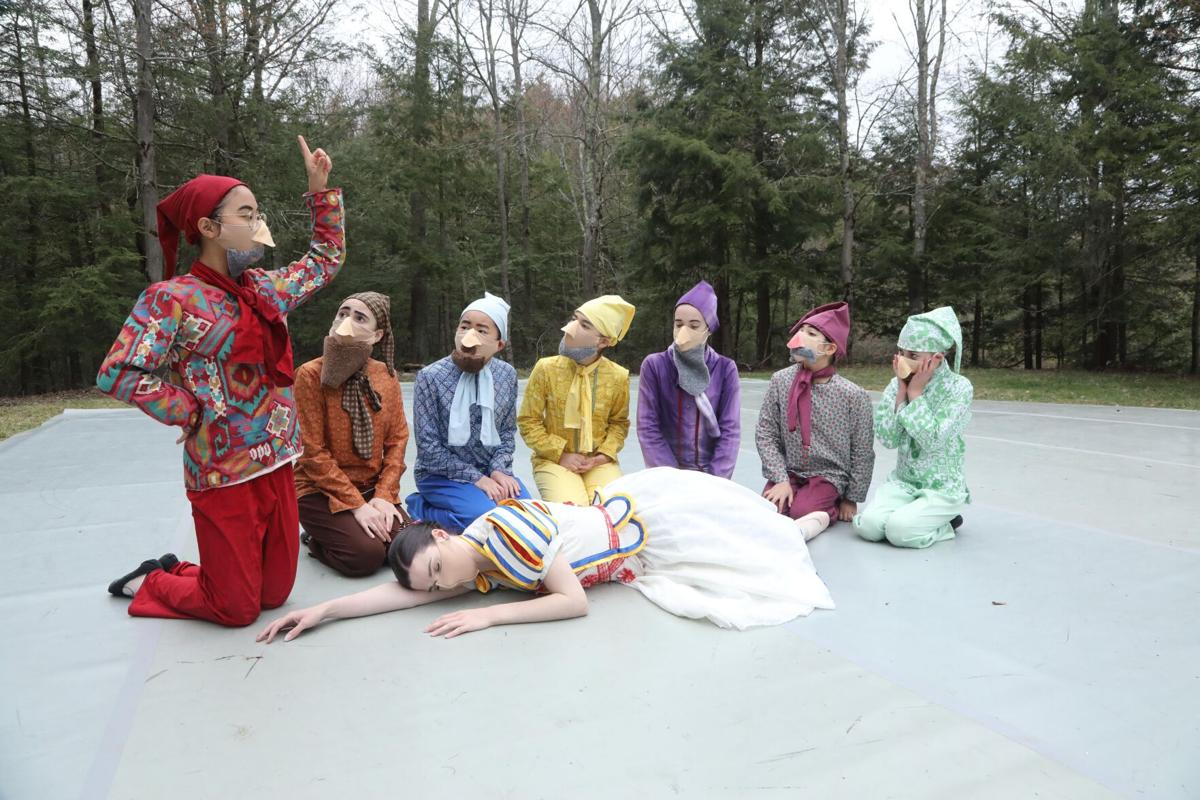 West Hartford-based Ballet Theatre Company putting on virtual spring shows