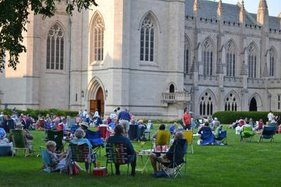 Enjoy free summer concerts at Trinity College in Hartford