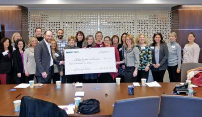 West Hartford's blumshapiro Foundation presents $55,000 in grants to nonprofit agencies