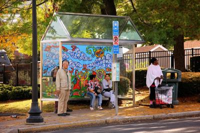 Artists sought for public outdoor art gallery in West Hartford