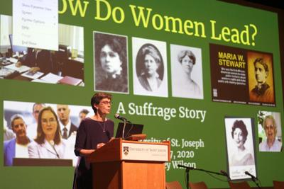 Noah Webster House in West Hartford to host women's suffrage lecture