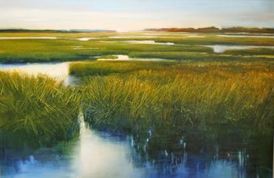 CT+6 winner to hold one person exhibit at West Hartford Art League
