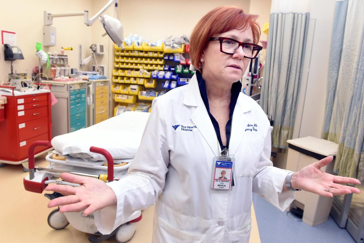 Yale study: Training needed to increase anti-opioid drug use in emergency department