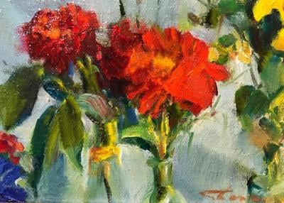 Small Works Holiday Exhibit & Sale at West Hartford Art League