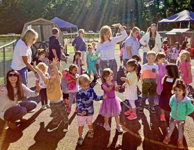 Lollipop Tree Nursery School in West Hartford gets hopping