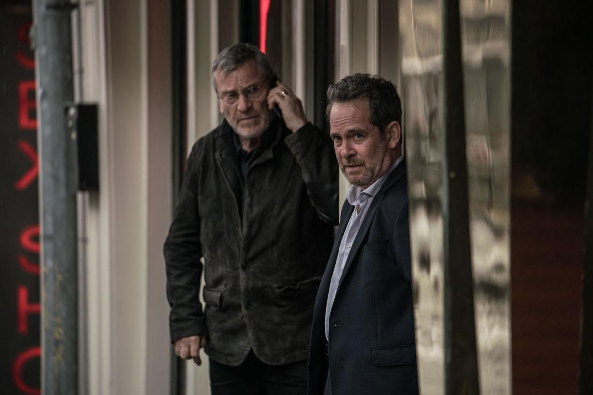 TV reviews: 'Baptiste' opens briskly & brutally; HBO's uncharming 'Run'