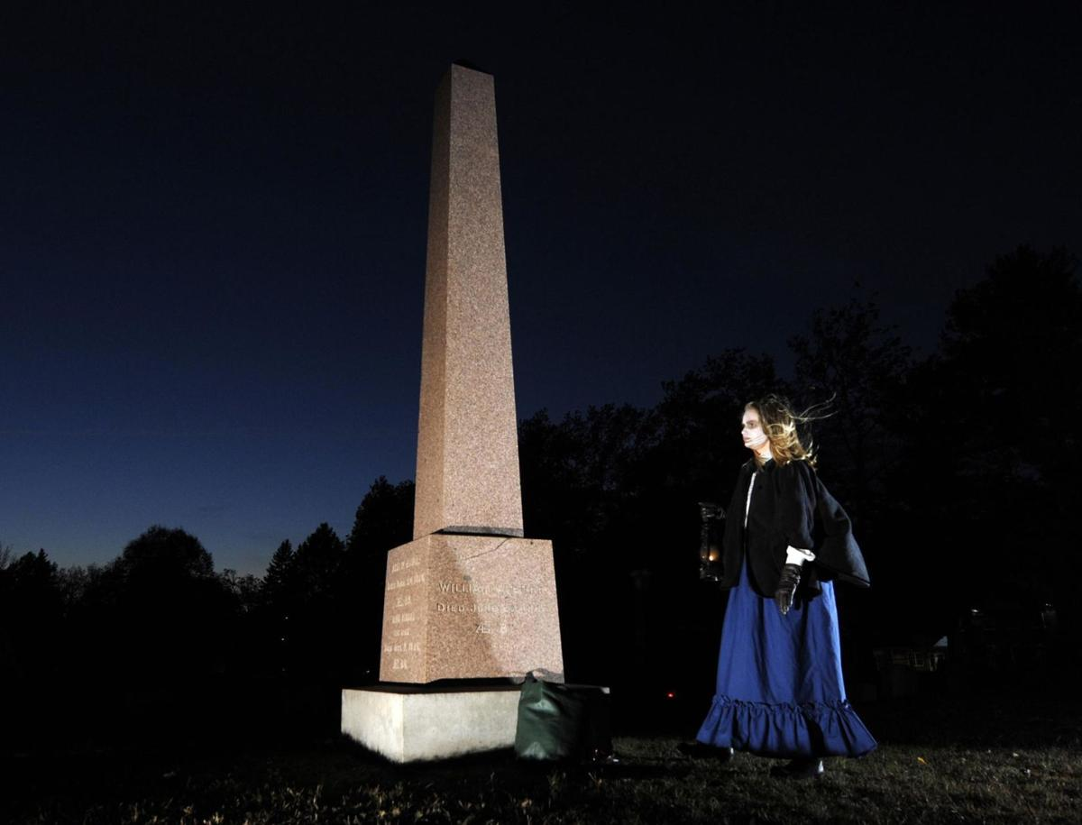 Meet the ghosts of West Hartford's spooky past