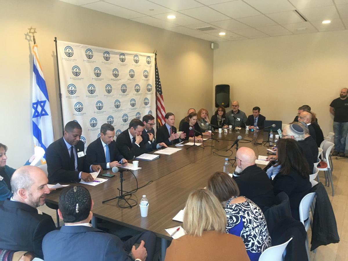 CT Jewish leaders, lawmakers say funding needed to keep synagogues safe