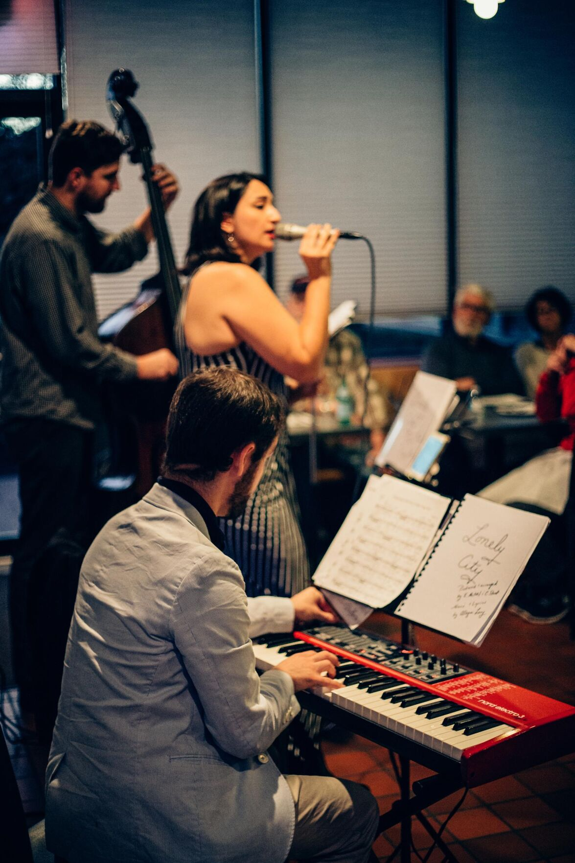 West Hartford's Allegra Levy collabs with John McNeil on fourth album