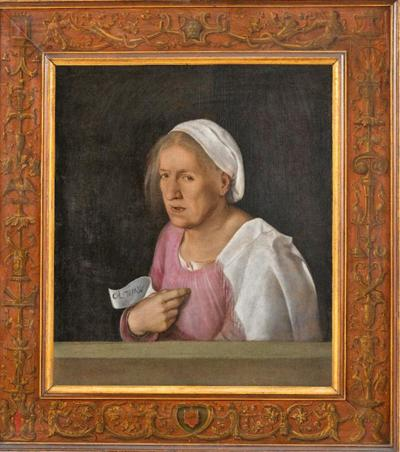 'La Vecchia' by Giorgione to be on view at Wadsworth Atheneum