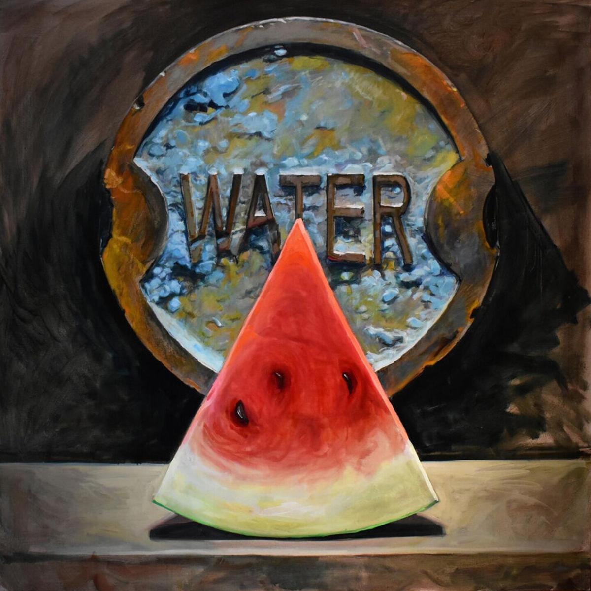 West Hartford man wins CT+6 award for his oil painting