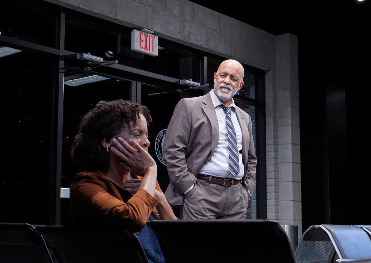 Review: Tensions rise in 'American Son' at TheatreWorks Hartford