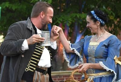 Shakespeare's back at Hillstead with 'Venus & Adonis'