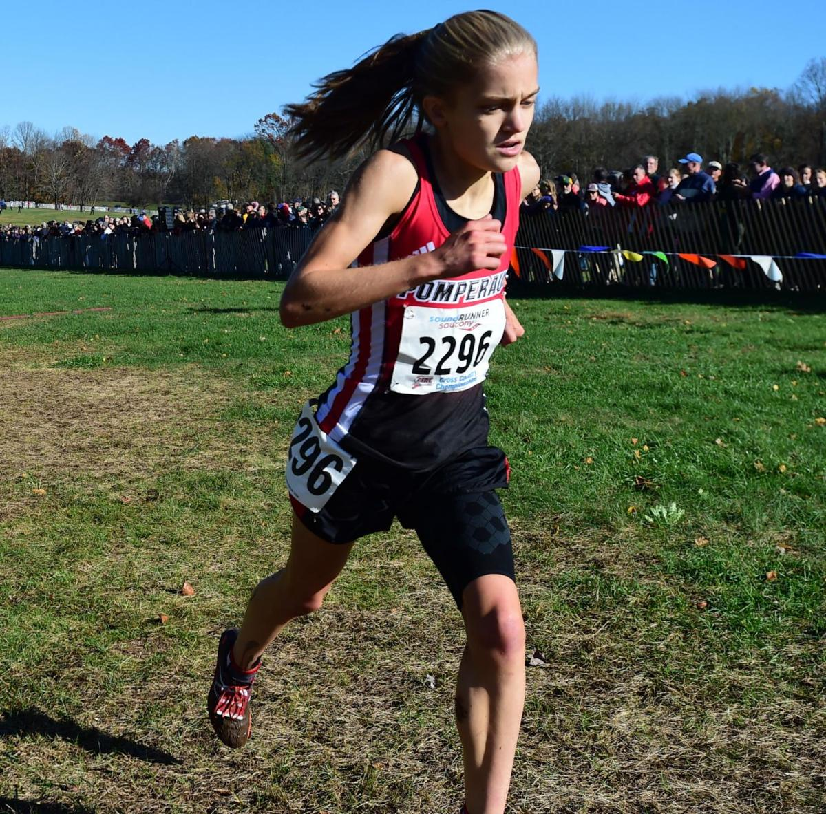 Pomperaug's Wiser, Conard's Sherry earn All-American at nationals