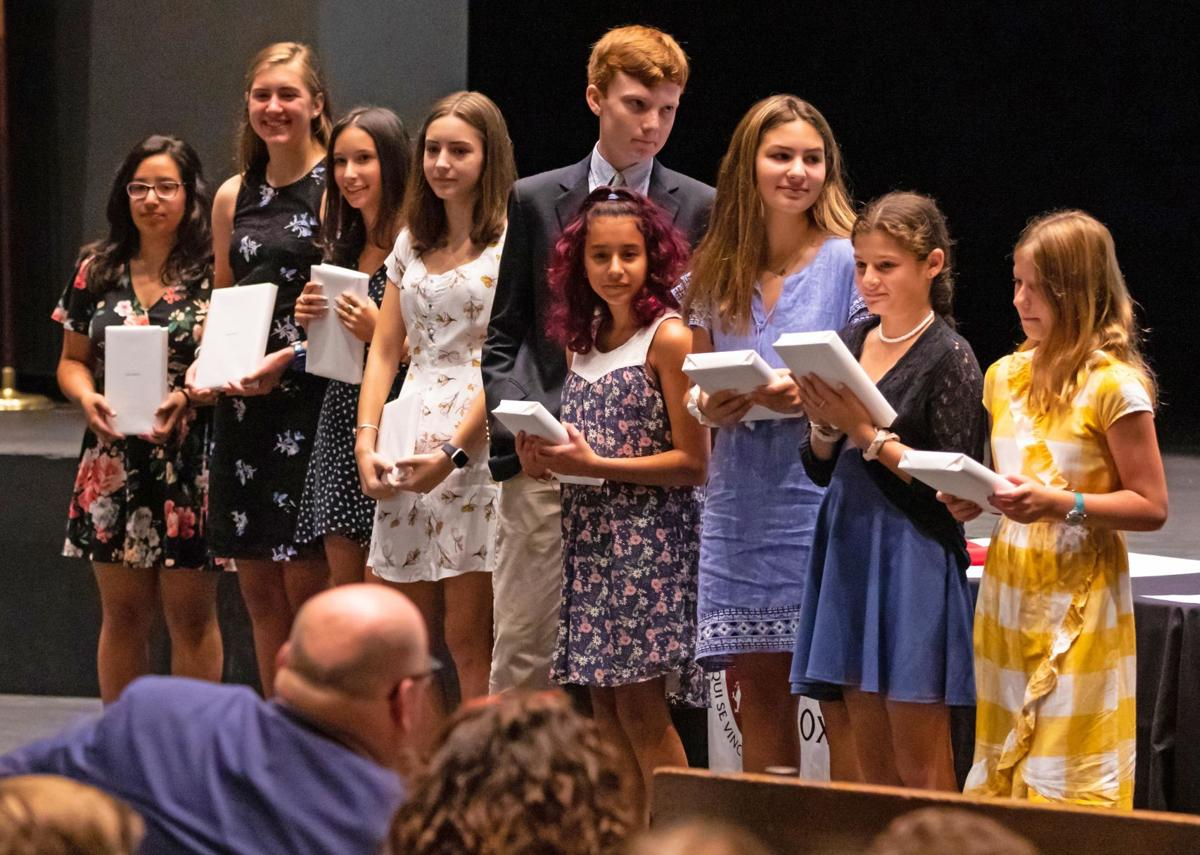 In West Hartford, Kingswood Oxford school head encourages curiosity at 110th convocation