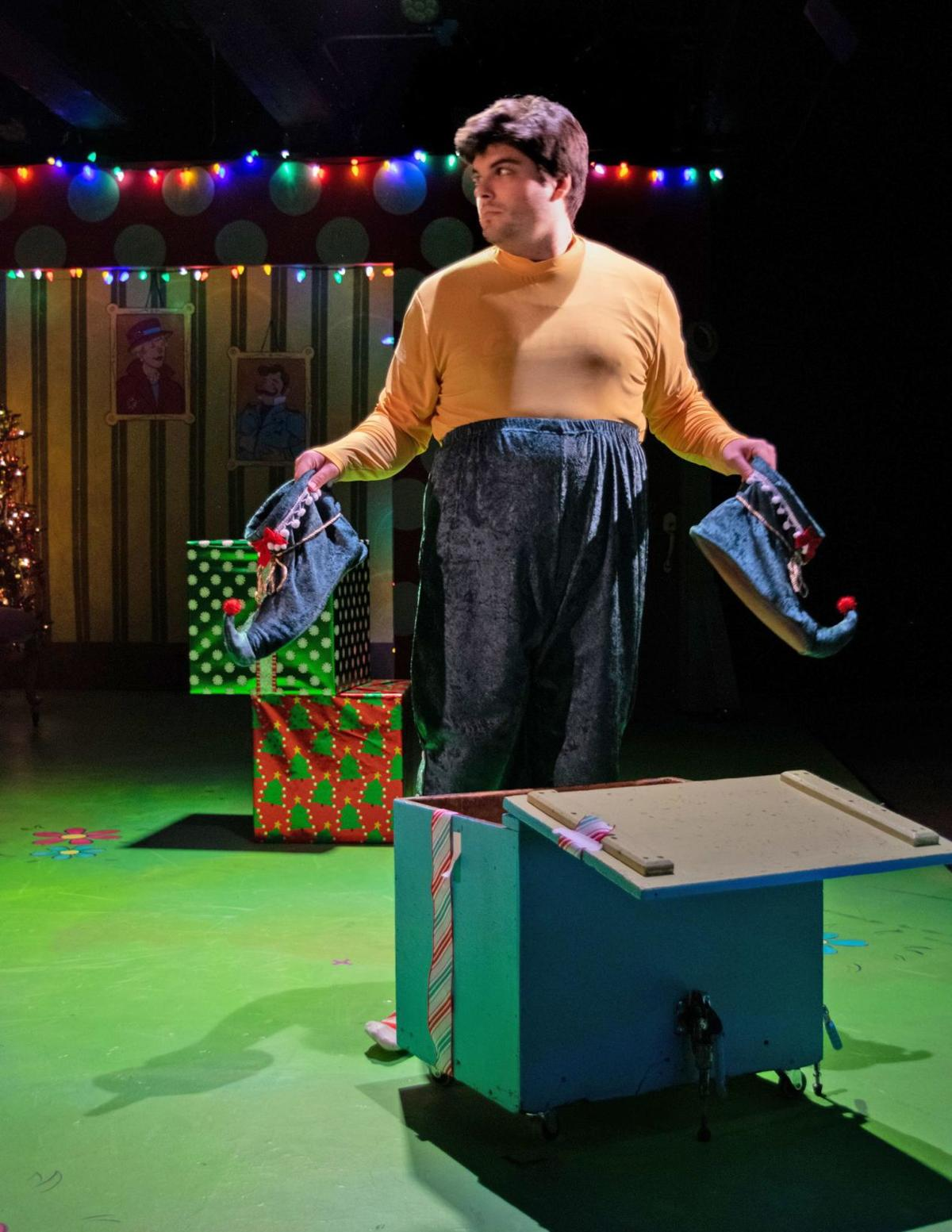 Review: All Christmas elves must report to Playhouse on Park
