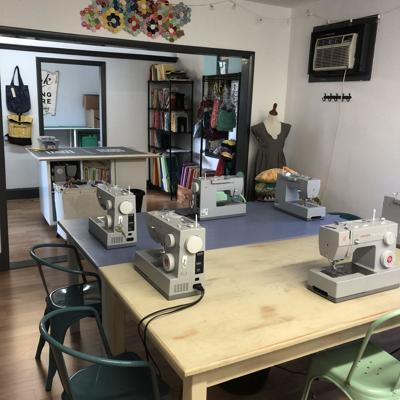 Hartford Stitch expands, moves to new location in West