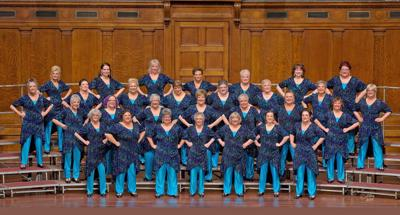 West Hartford's Sound of New England Chorus brings home first