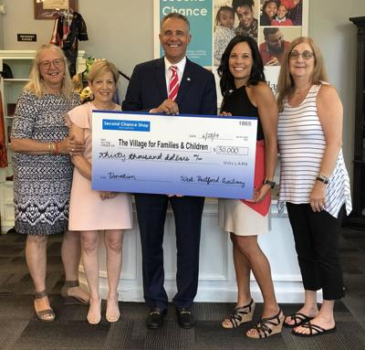 West Hartford Auxiliary donates $30,000to support The Village