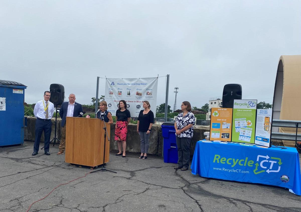 Confused about what can be recycled in CT? There's an app for that