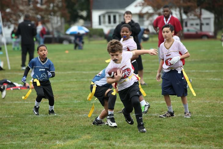 West Hartford Youth Football League quarterfinal playoff roundup