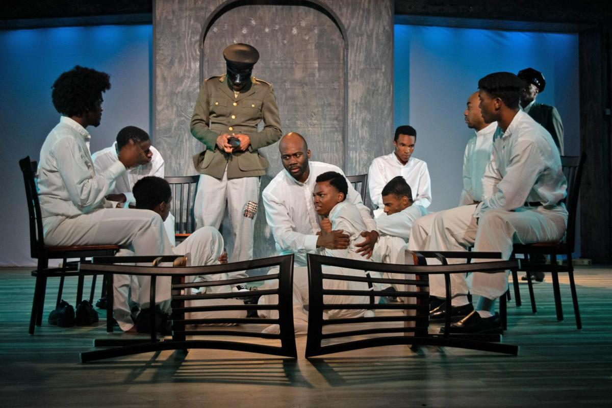 Playhouse on Park's 'The Scottsboro Boys' asks powerful racial questions