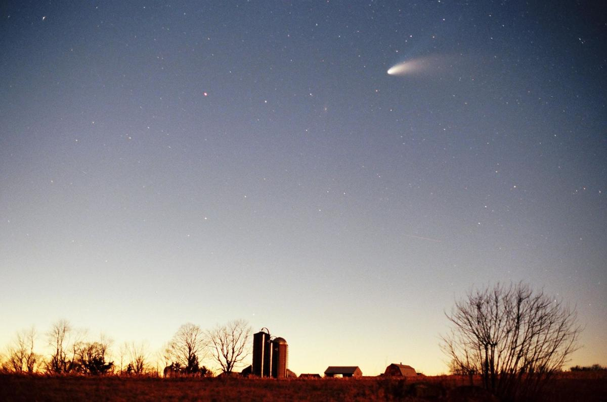 Robert Miller: Approaching comet could be spectacular — or a dud