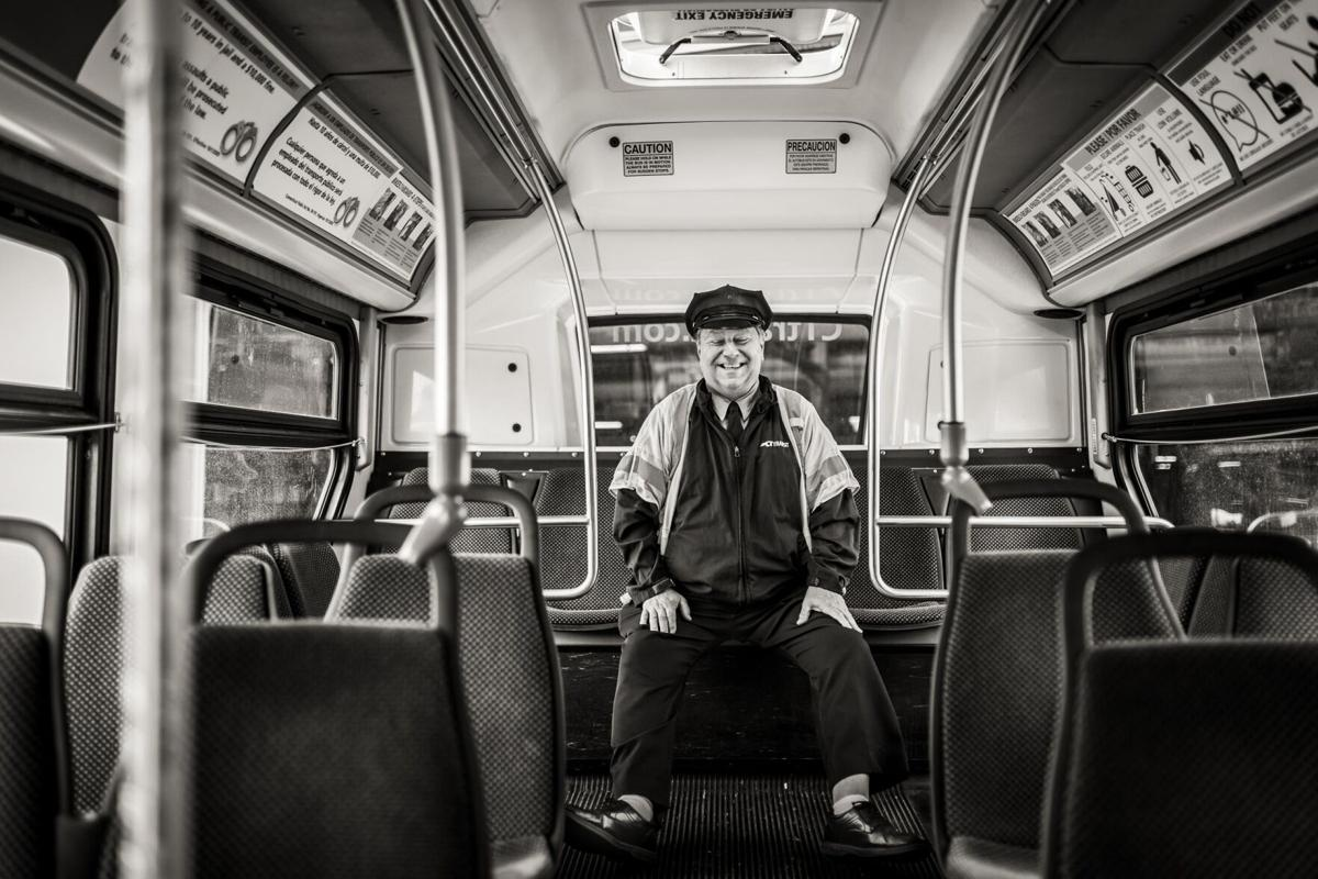 West Hartford photographer documents local frontline workers