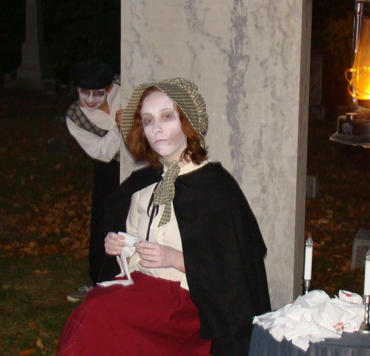 West Hartford Hauntings returns for scary fun
