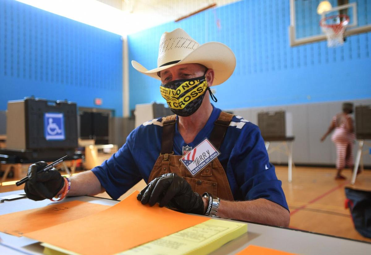 Colin McEnroe: Everything you need to know to vote (even without a mask)