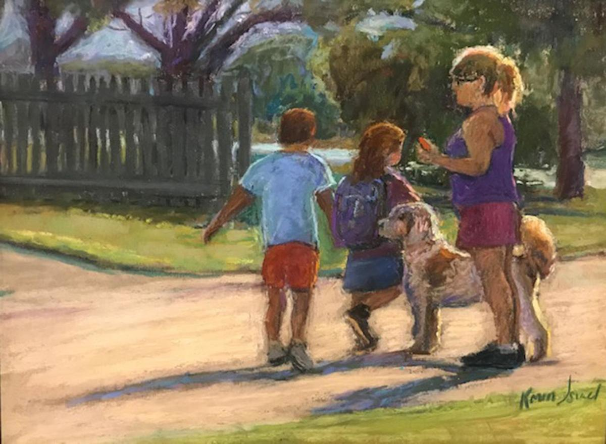 West Hartford Art League to hold small works sale