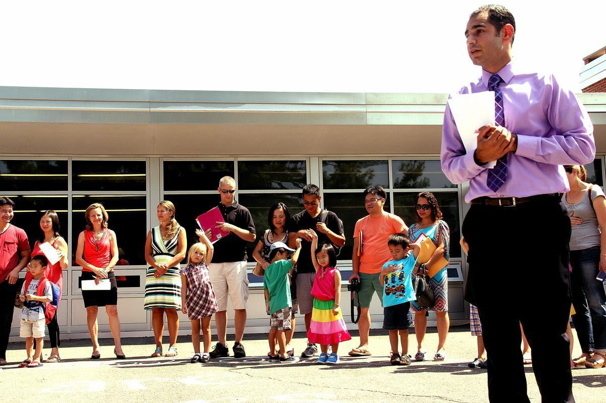 Class of 2027 joins Wolcott's 'family of scholars' (Pics/Video)