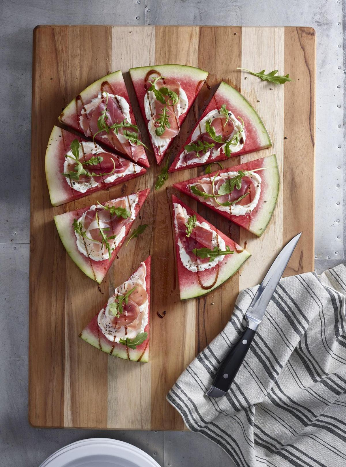 Stephen Fries: Open your kitchen to the wonders of watermelon