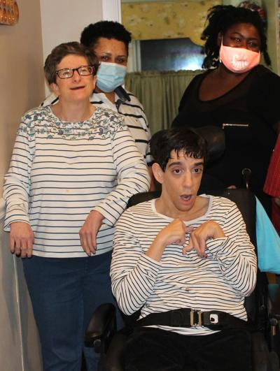 West Hartford residents with developmental disabilities receive new wheelchair van from JCF